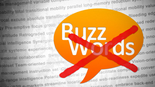 Corporate Buzzwords