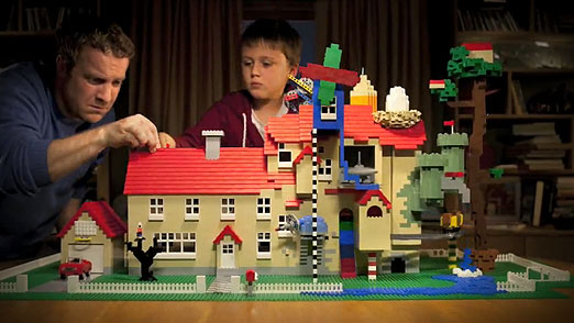 Lego Build Together Commercial